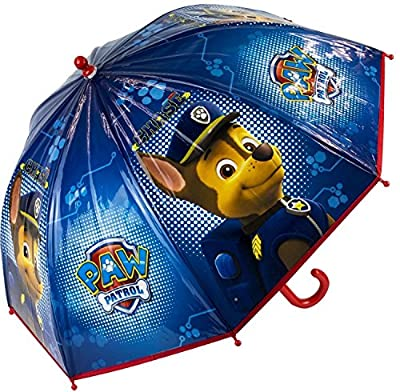 Character Nickelodeon 'Paw Patrol' Boys Bubble Chase PVC Umbrella
