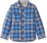 Mothercare Boys' Shirt (F4552_Blue_3 - 4...