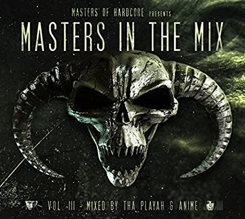 Masters in the Mix Volume 3 Mixed By Tha Playa & Anime