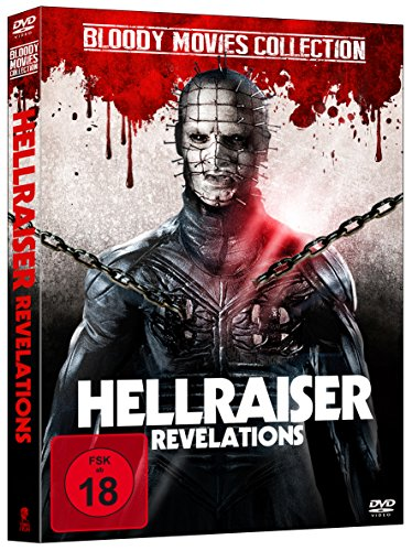 Hellraiser: Revelations (Bloody Movies Collection, Uncut)