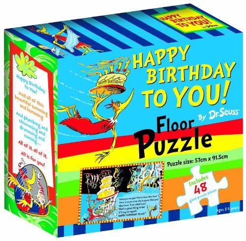 u! (Dr Seuss Floor Puzzles) ()