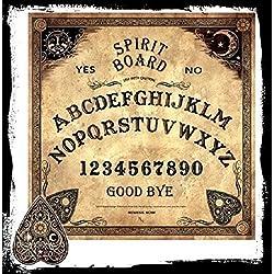 Ouija Board ~ Spirit Board ~ Mystical ~ SPIRIT BOARD by Nemesis Now