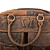 Greenburry Vintage 1830-25 Leder Businesstasche   Handtasche   Handarbeit für Greenburry Vintage 1830-25 Leder Businesstasche   Handtasche   Handarbeit
