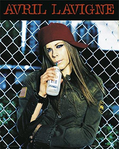 Lavigne April–Denim–40x 50cm Kunstdruck/Poster
