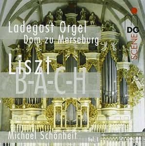 Ladegast Orgel/Merseburg