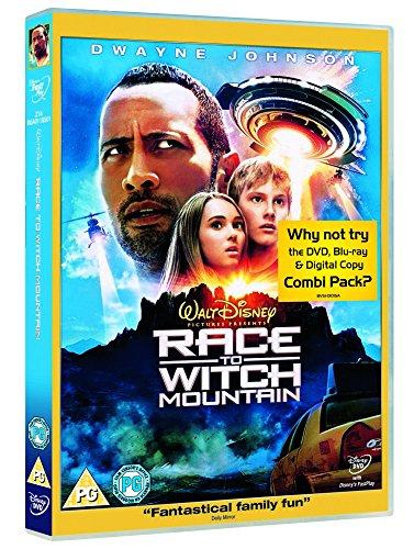 Race To Witch Mountain [Edizione: Regno Unito] [Edizione: Regno Unito]