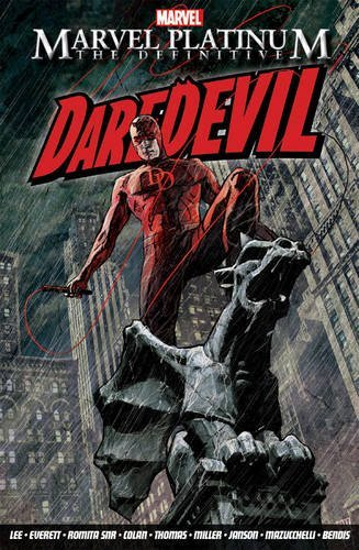 Marvel Platinum: The Definitive Daredevil by Frank Miller (2016-02-08)