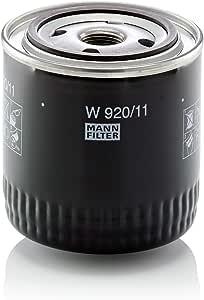 Mann Hummel W92011 Oil Filter Auto