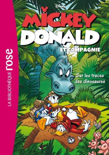 Mickey, Donald et Compagnie 03 - Sur les traces des dinosaures par Walt Disney company