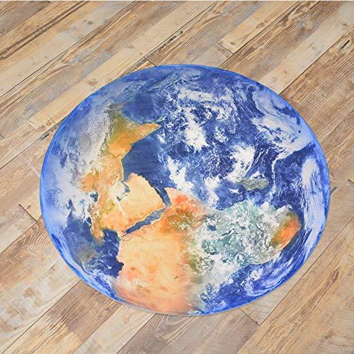 alfombras infantiles dans la salle de jeuxArmario redondo Studio dans la salle à manger Salle de jeux dans la chambre d'antiquité Sable de l'ordinateur portable, 80 cm, Earthplaymat bebé
