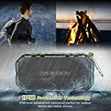 Darkiron-K6-Bluetooth-Speaker-Waterproof-IPX6-Portable-Outdoor-Wireless-40-Stereo-Speakers-with-Power-Bank-Phone-Charger-and-Built-in-Mic-for-iPhone-iPod-iPad-Home-Golf-Beach