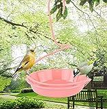 WandLee - Semplice mangiatoia per uccelli selvatici da appendere
