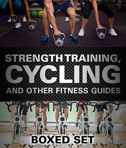 Strength Training, Cycling And Other Fitness Guides: Triathlon Training Edition (English Edition) por Speedy Publishing