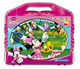Clementoni - 42416 - Puzzle Cubi - Minnie Club House - 24 Cubi - Disney