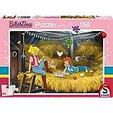 Schmidt Spiele 56188Bibi y Tina, en heno suelo Puzzles, 150piezas