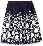 Harpa Women's A-Line Skirts (GR2670_Navy...