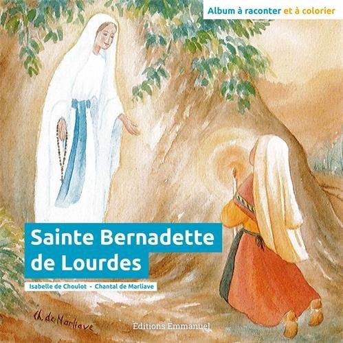 Sainte Bernadette de Lourdes par Florence Prémont