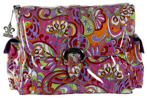 kalencom-laminated-buckle-changing-bag-russian-floral-pink