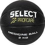 Select Medizinball, 2 kg, schwarz, 2602002111