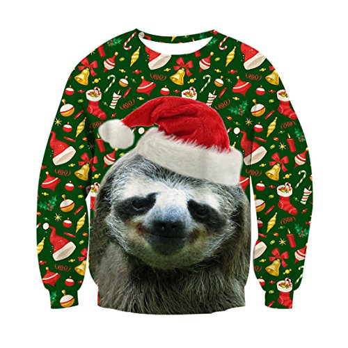 Unisex Ugly Christmas jumper