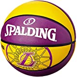 Spalding Basketball Team L.A. Lakers