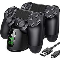 BEBONCOOL PS4 Controller Ladestation, PS4 Ladestation Controller Ladegerät Ständer mit…