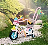 Zapf BABY born Play&Fun Fahrrad