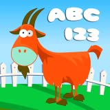 Farm Adventure for Kids Free - Play with animals, letters, numbers, fruits, vegetables, shapes and colours