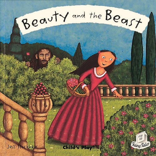 Beauty and the Beast (Flip-Up Fairy Tales)