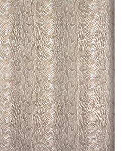 Spirella textil duschvorhang 180 x 200 cm snake for Spirella badaccessoires