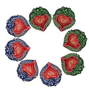 DakshCraft Terracotta Gift Item for Home Decor Diwali Diya