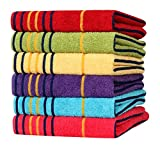 AKIN Premium MultiColor Cotton 550 GSM H...