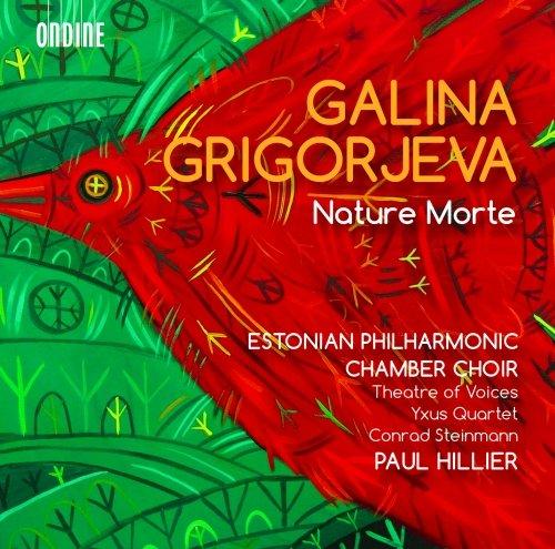 Grigorjeva:Nature Morte [Estonian Philharmonic Chamber Choir