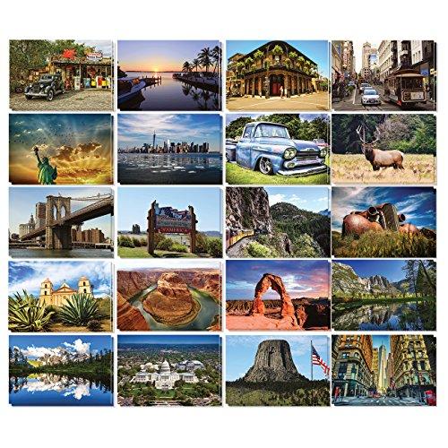 USA Postkarten