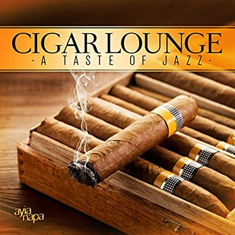 Cigar Lounge-a Taste of Jazz   2cd