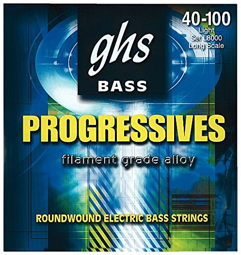 GHS PG 8000 L PROGRESIVO DE STRING LIGHT