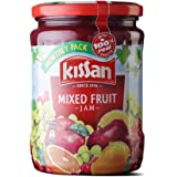 Kissan Mixed Fruit Jam, With 100% Real Fruit Ingredients, 700 g