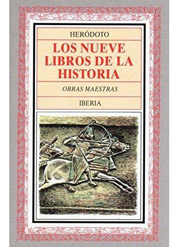 104. NUEVE LIBROS DE HISTORIA, 2 VOLS. (LITERATURA-OBRAS MAESTRAS IBERIA)