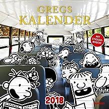 Gregs Kalender 2018 (Gregs Tagebuch)