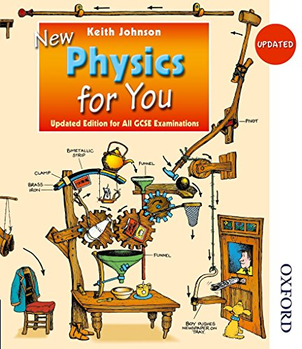 Updated New Physics for You Student Book (New for You Student Book)