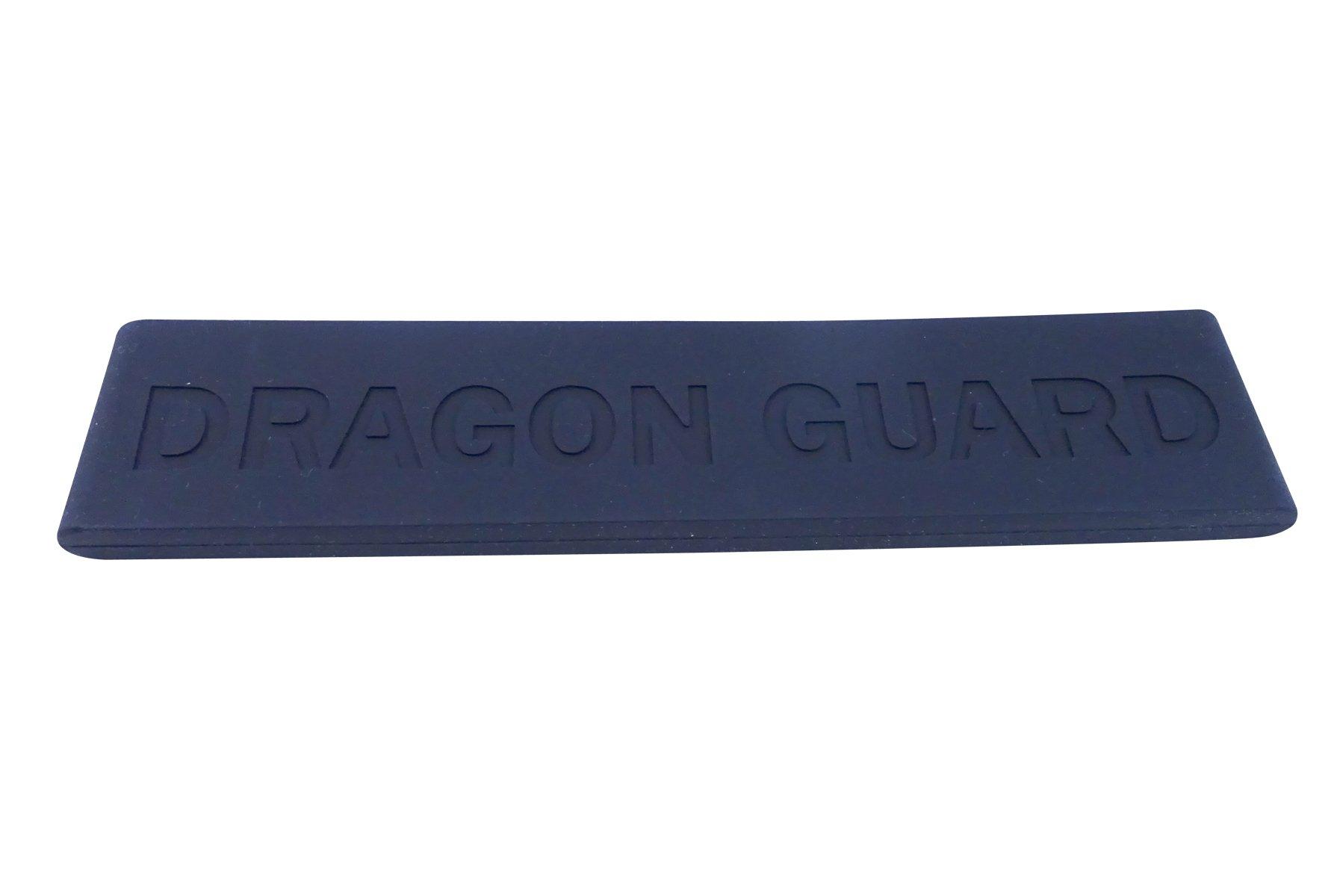 Dragon Boat Paddle punta Protector..., Black