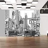 murando - Fotomurali 400x309 cm - Carta da parati sulla fliselina - Carta da parati in TNT - Quadri murali - 100404-24