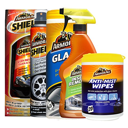 armorall-shield-wax-wheels-glass-wipes-anti-mist-wipes-insect-remover
