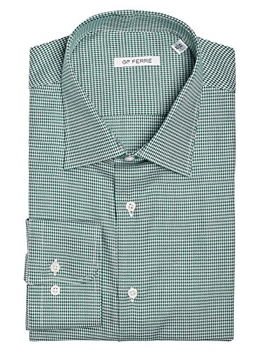 gianfranco-ferre-shirt-m-04-he-45570-17uk-43it-43eu-green