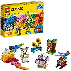 Lego Classic - Mattoncini e Ingranaggi, 10712