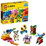 LEGO 10712 Classic Bricks and Gears Construction Set, Colourful Toy Bricks, Lego Masters Fan Gift