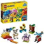 LEGO 10712 LEGO Classic Mattoncini e ingranaggi LEGO