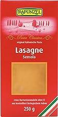 Rapunzel Lasagne-Platten Semola, 4er Pack (4 x 250 g) - Bio