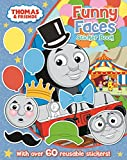 Thomas The Tank Engine  Funny Faces Sticker Book: ` (Thomas & Friends)