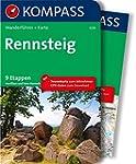 Rennsteig: Wanderführer mit Extra-Tou...